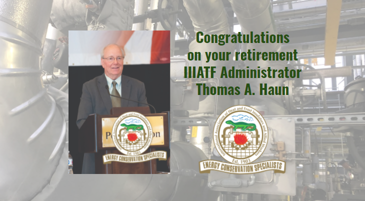 Insulators Union - IIIATF Admin Haun
