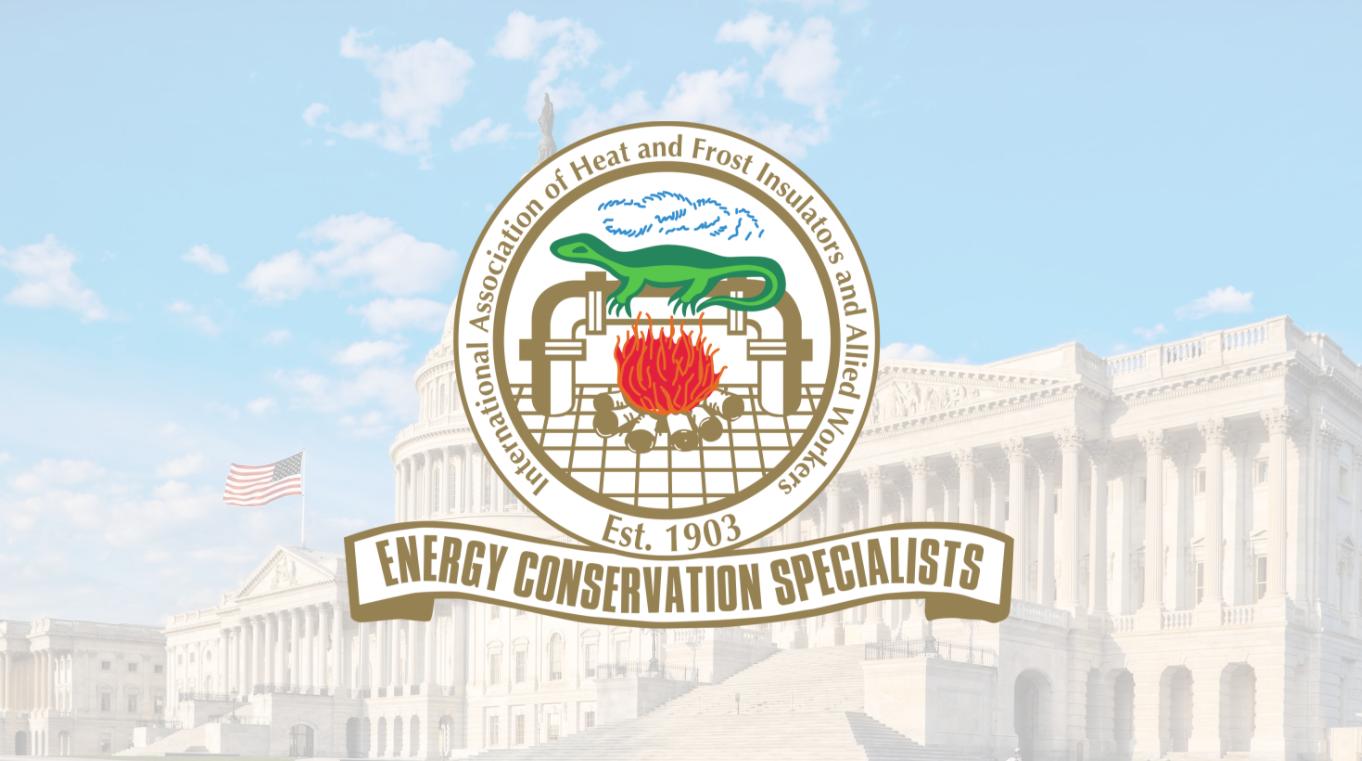 Insulators Union - Government Affairs Update
