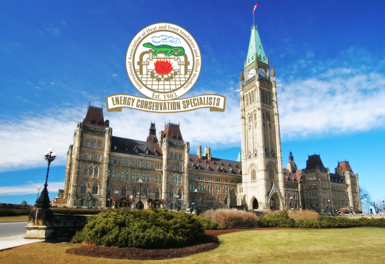 Insulators Union - Insulators Journal - Government Affairs - Canada