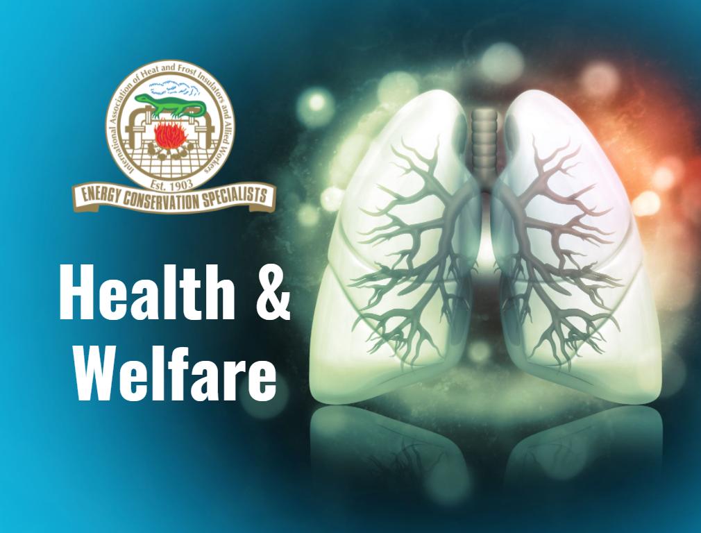 Insulators Union - Health and Welfare Update